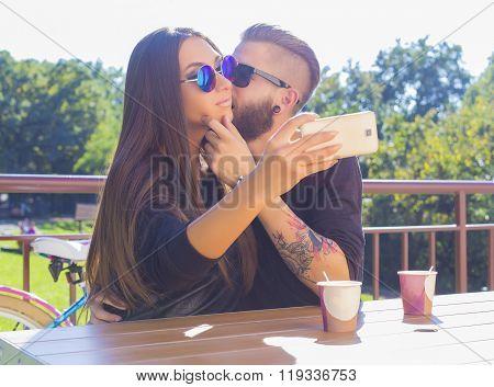 Lover Selfies