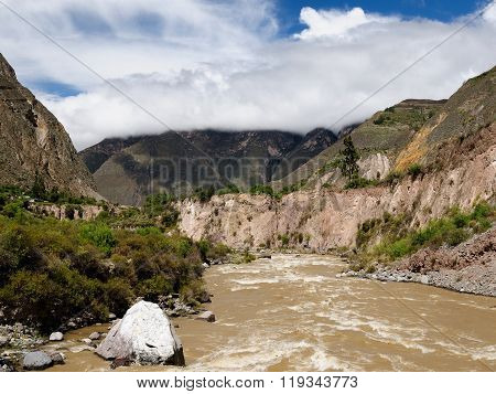 The Most Interesting Places Of South America, Canyon Cotahuasi