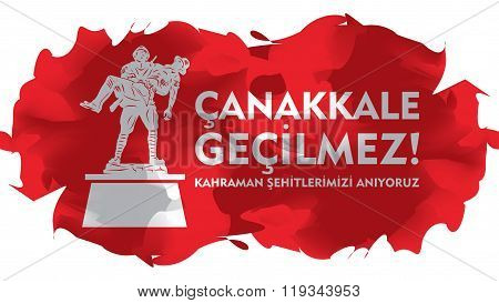 March 18 Gallipoli Victory and Martyrs Remembrance Day