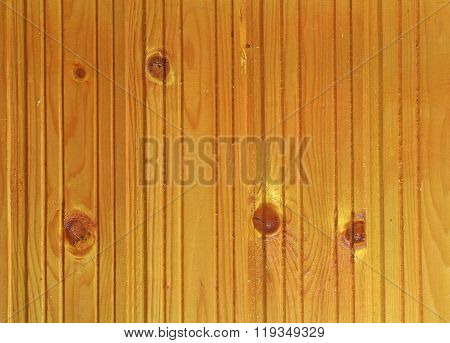 Lacquered Wooden Surface