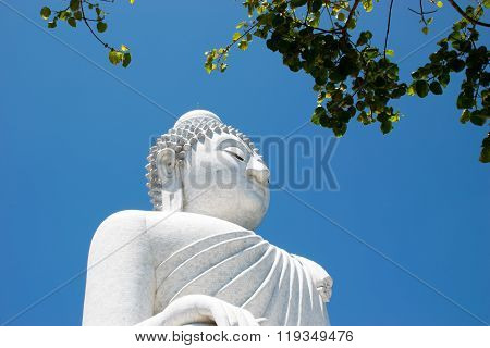 Big Bhudda in Phuket, Thailand