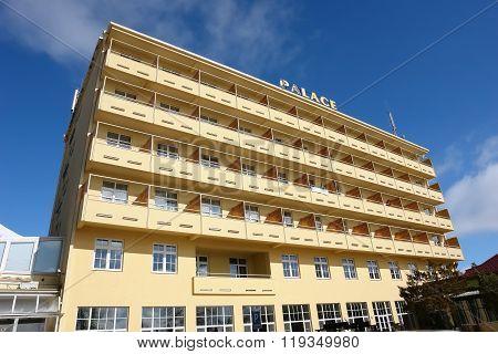 Hotel In Tatras.