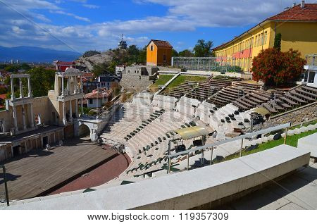 theatre of Philippopolis