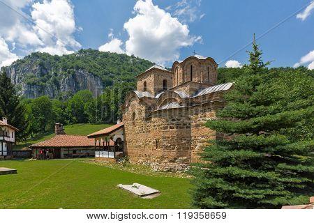 Roks and Poganovo Monastery of St. John the Theologian and Erma River Gorge