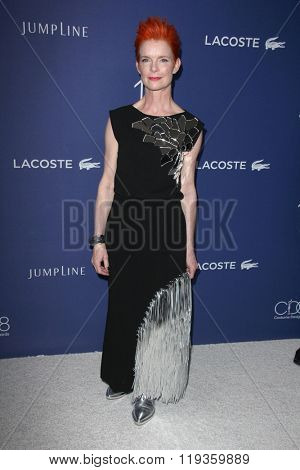 LOS ANGELES - FEB 23:  Sandy Powell at the 18th Costume Designers Guild Awards at the Beverly Hilton Hotel on February 23, 2016 in Beverly Hills, CA