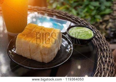 Bread Custard