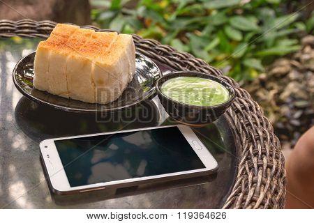 Bread Custard