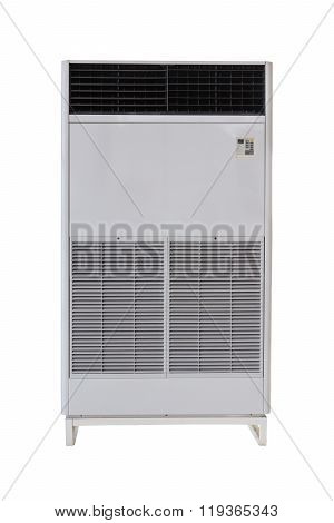 Air Condition Isolated On White