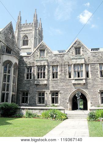 Toronto University The Hart House 2009