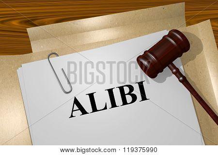 Alibi Concept
