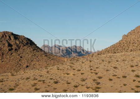 The Mountain Among Hills
