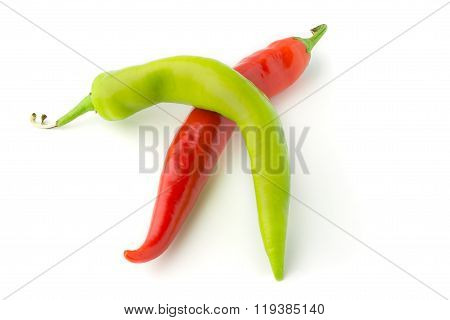 Bitter pepper