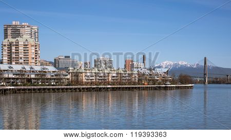 New Westminster Downtown.