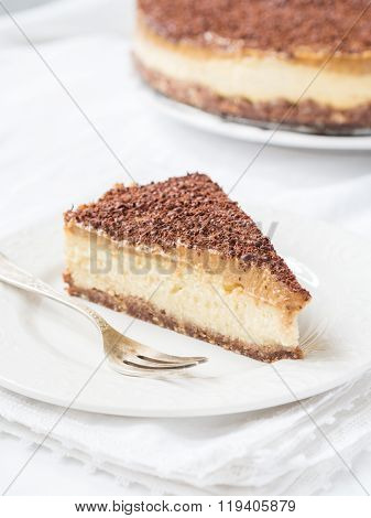 Vegan Millet Cheesecake