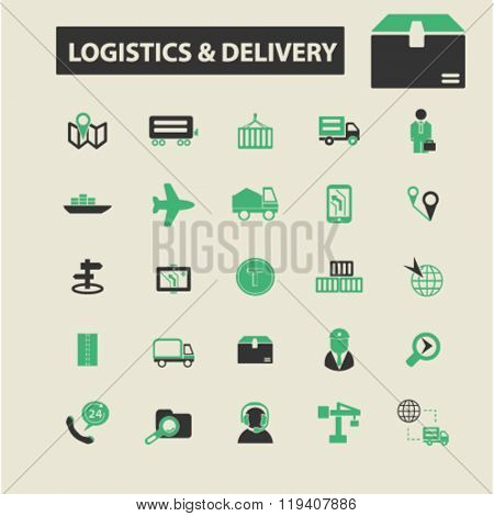 delivery icons, delivery logo, delivery vector, delivery flat illustration concept, delivery infographics, delivery symbols,