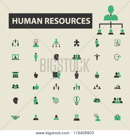 human resources icons, human resources logo, human resources vector, human resources flat illustration concept, human resources infographics, human resources symbols,