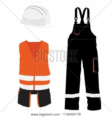 Protective Workwear Set