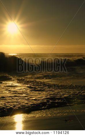 A Golden Beach