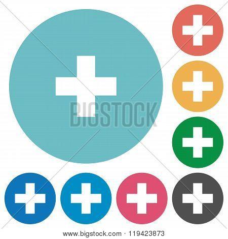 Flat Insert Icons