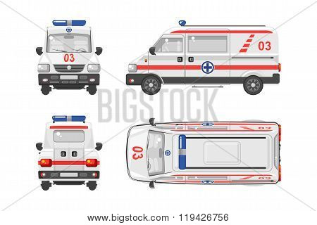 Ambulance car 1