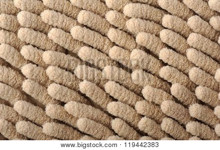 Carpeted Floor polyester background