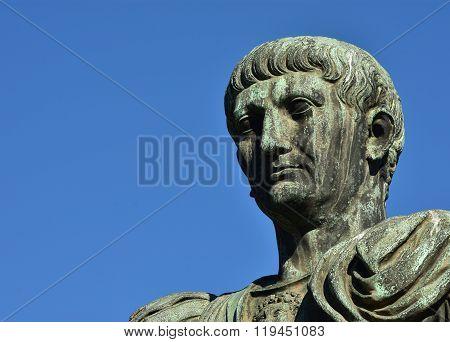 Empero Trajan, The Conqueror