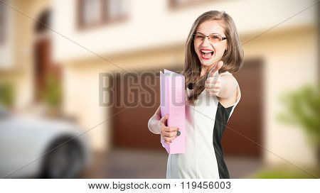 Exited Real Estate Agent