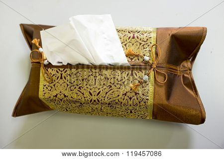 Box Of Tissue Paper