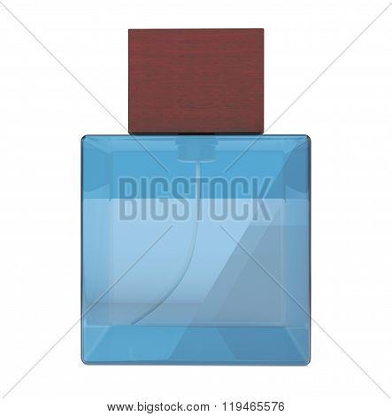 Blue Perfume Spray Bottles