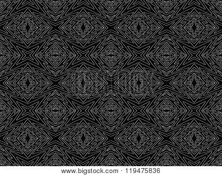 Background Tribal Black White Aztec Maya Texture 1