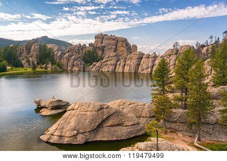 Sylvan Lake View