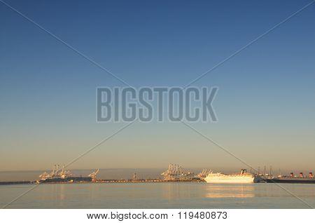 Long Beach Harbor