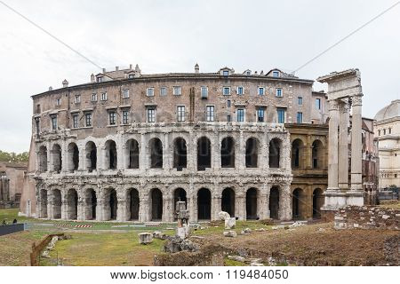 Colonnades of St. Peter's Square