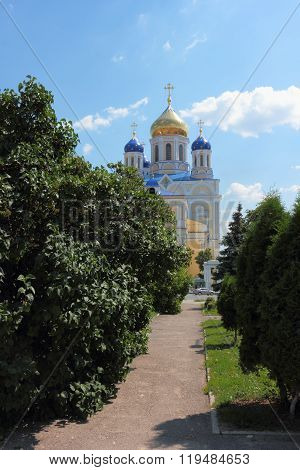 Cathedral Church of the Ascension. Yelets. Russia