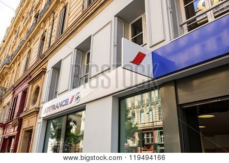 Air France Travel Office