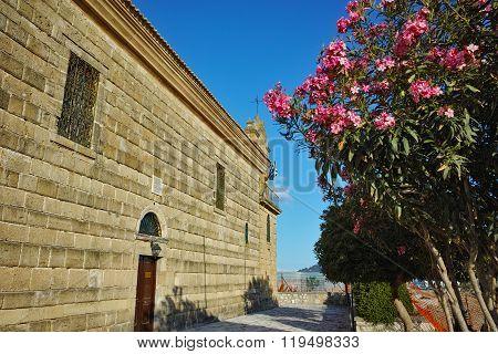 Agios Nikolaos church in Zakynthos City, Greece