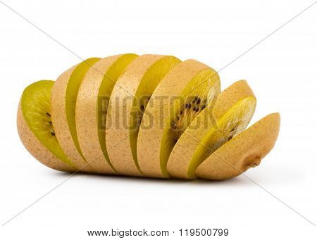 Yellow Heart Kiwi Fruit