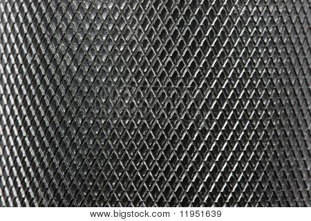 Grobe Metall Textur