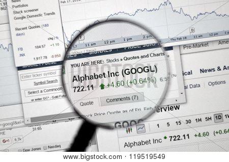Googl - Google Stock