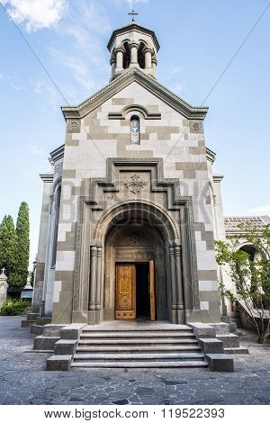 Armenian Church of St. Ripsime in Yalta