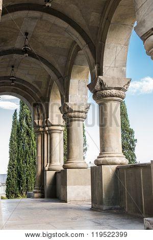 Armenian Church of St. Ripsime in Yalta