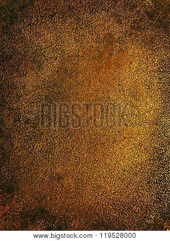 Gold  Texture, Antique Luxurious Background . Vertical