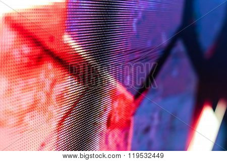 Saturated Led Smd Screen