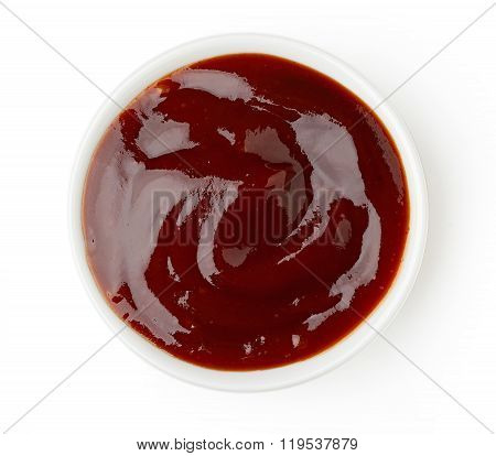 Bowl Of Barbecue Sauce