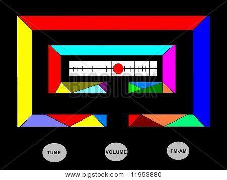 Radio Design Idea Art