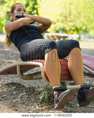 Sit-ups Workout