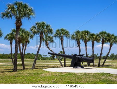 Fort de Soto, Florida, USA