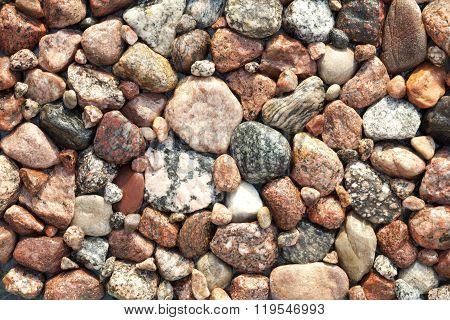 Colourful Stones