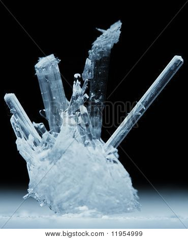 Macro cristais - DOF raso
