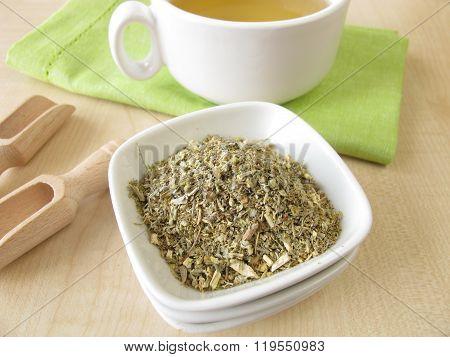Vermouth tea